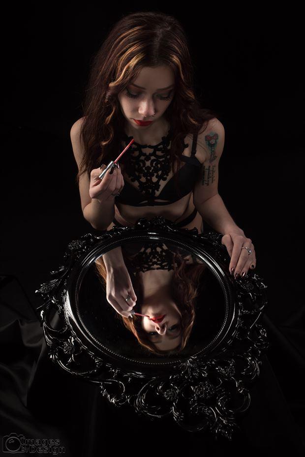 sierra s reflection cosplay photo by photographer jim setzer