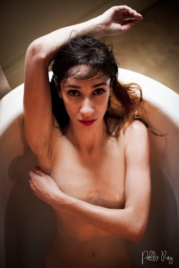 silence Implied Nude Photo by Model Tess