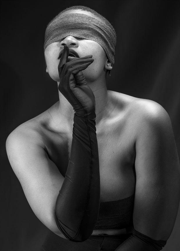 silence close up artwork by photographer pitaru