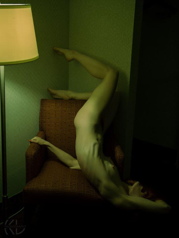silent scream artistic nude photo by photographer klphotos215