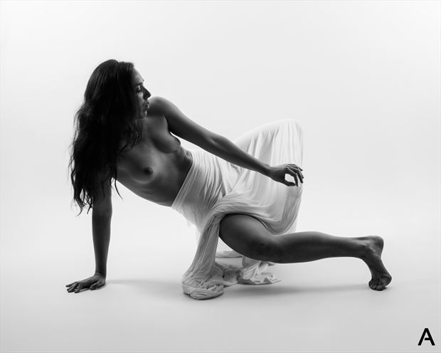 sinuous artistic nude photo by photographer apetura