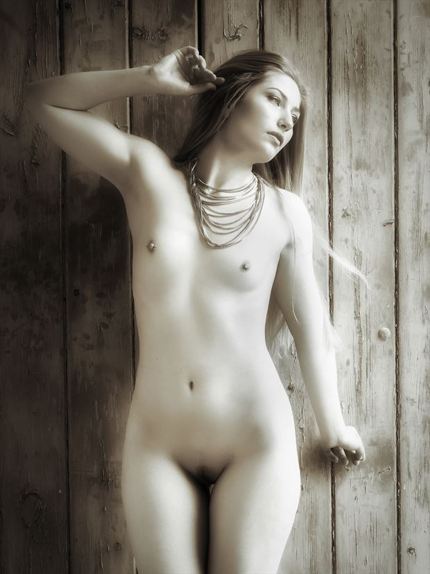 siren artistic nude photo by photographer paul mason