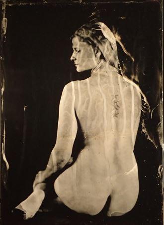 sitting nude artistic nude photo by photographer trond kjetil holst