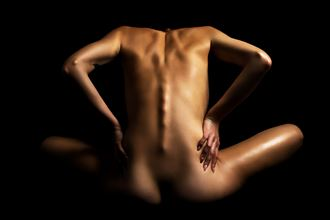 skeleton artistic nude photo by photographer oliwier r