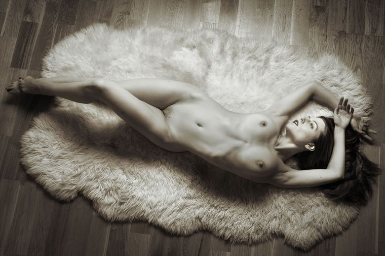 skin on skin artistic nude photo by photographer paul mason