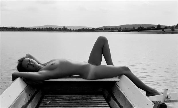 skyline artistic nude photo by photographer accipiter