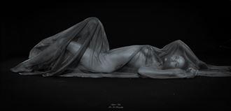sleeping beauty artistic nude photo by model chantelledigbymodel