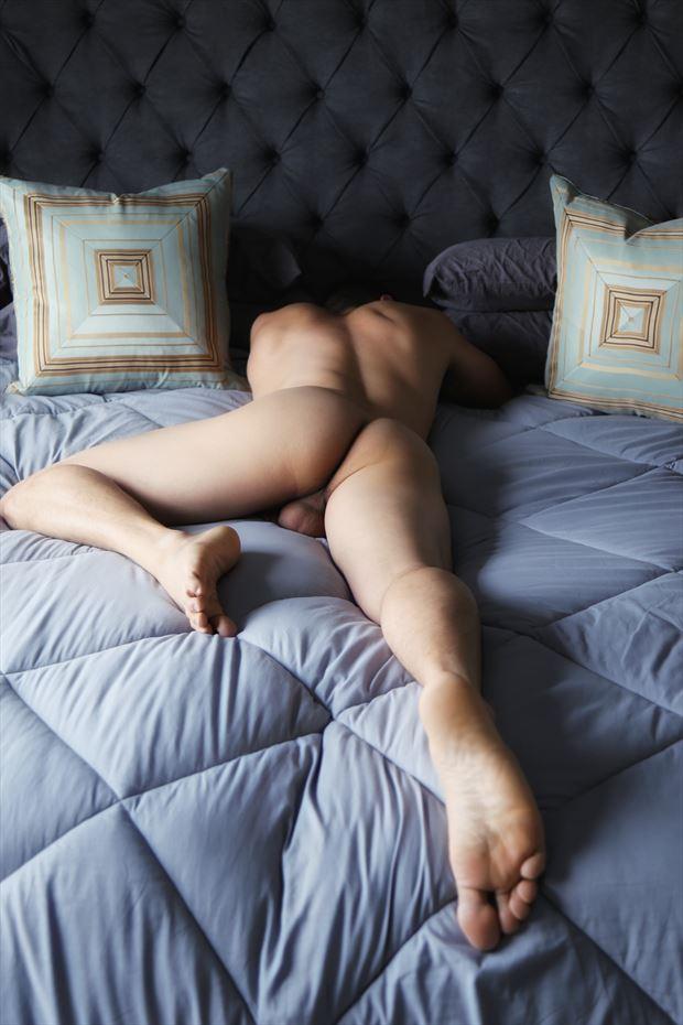 sleeping beauty artistic nude photo by photographer ashleephotog