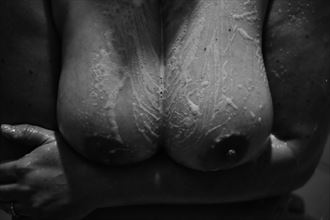 slippery when wet artistic nude photo by photographer phoenix flower