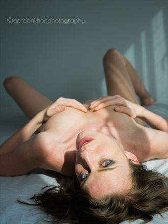 sloane artistic nude photo by photographer gordonkhoophotography