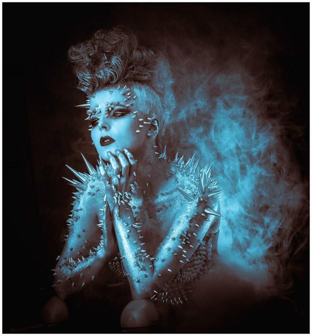 smoke screen Fantasy Artwork by Model TheaRosee