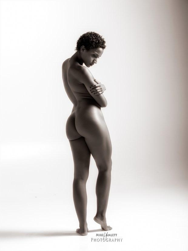 soft! Artistic Nude Artwork by Photographer mehamlett