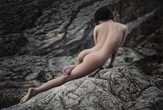 soft and hard painting artistic nude artwork by artist johannes wessmark