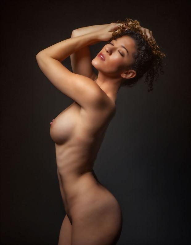 softly artistic nude photo by photographer dream digital photog
