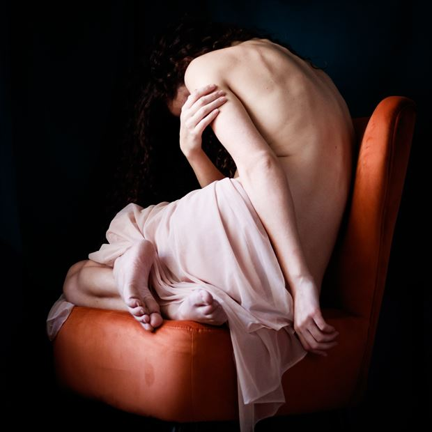 softness in corner sensual photo by photographer tom branch