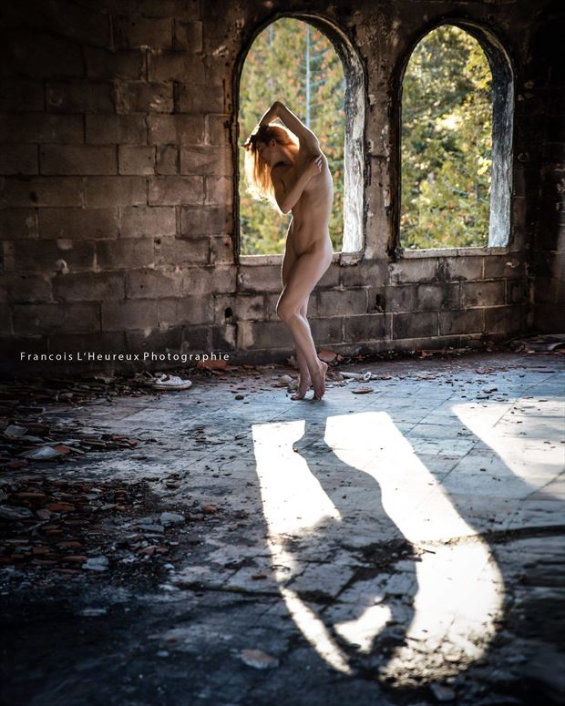 solitude artistic nude photo by model jay ban