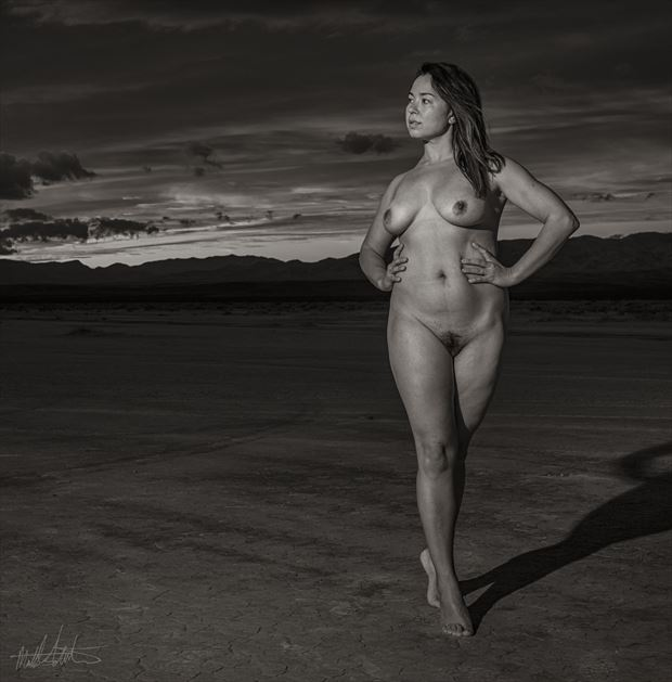 solitude artistic nude photo by photographer art of lv