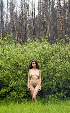 solitude artistic nude photo by photographer eric lowenberg