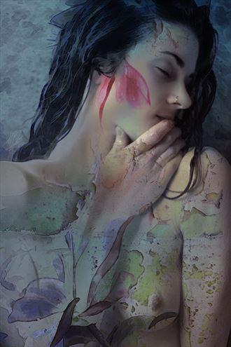 something endures artistic nude artwork by artist todd f jerde