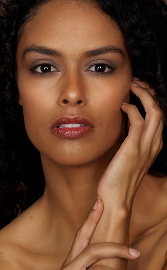 sophia close up photo by photographer stenning