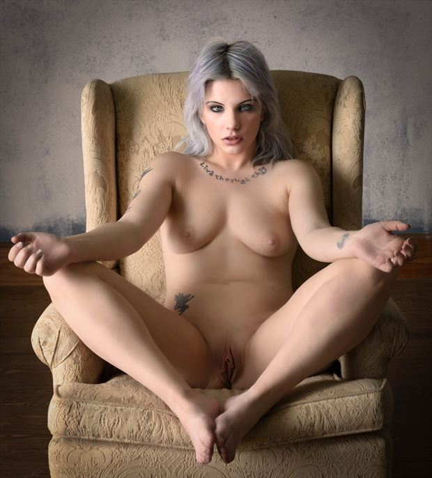 sorceress artistic nude photo by photographer studio2107