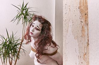 sorrow artistic nude photo by model saara rei