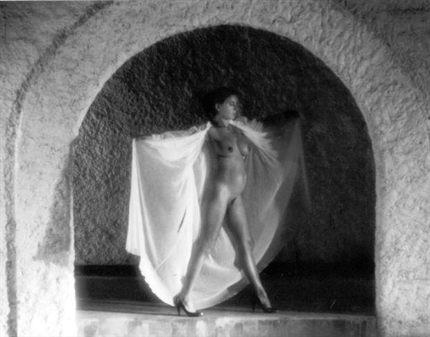 sous la vo%C3%BBte 1 artistic nude photo by photographer dick