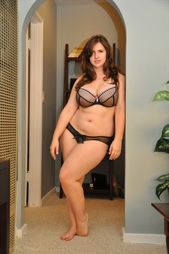 spanking model kelley may lingerie photo by photographer omar photographico