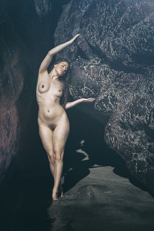 sparkling sun and silent shade artistic nude photo by photographer imagesse