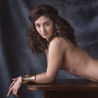 sphinx artistic nude photo by photographer niall
