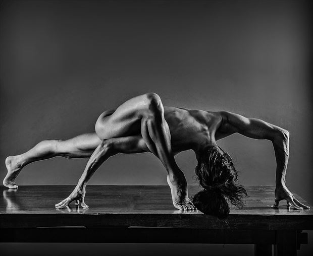 spider artistic nude photo by photographer danwarnerphotography