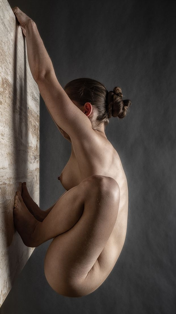 spider lady i artistic nude photo by photographer rick jolson