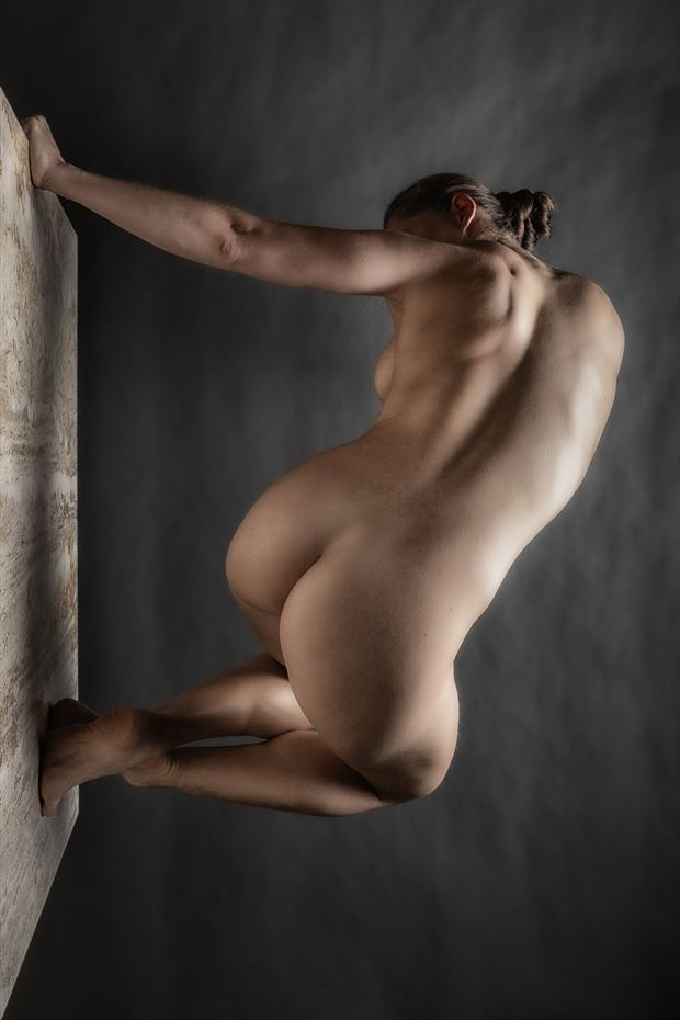 spider lady ii artistic nude photo by photographer rick jolson