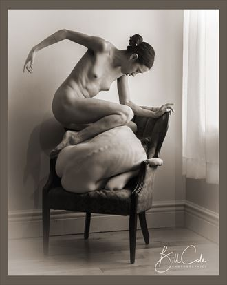 spine artistic nude photo by model melancholic