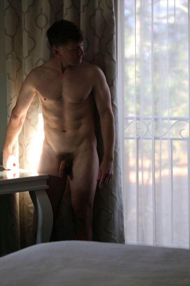 spotlight artistic nude photo by photographer ashleephotog