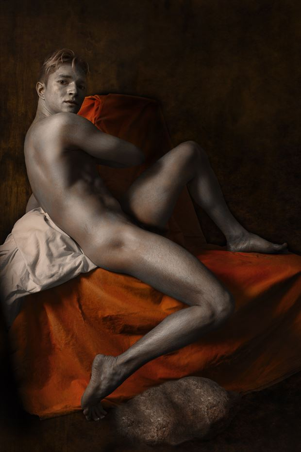 st john chiaroscuro artwork by photographer hruby