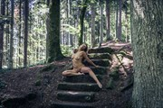 stair girl Nature Photo by Photographer sk.photo