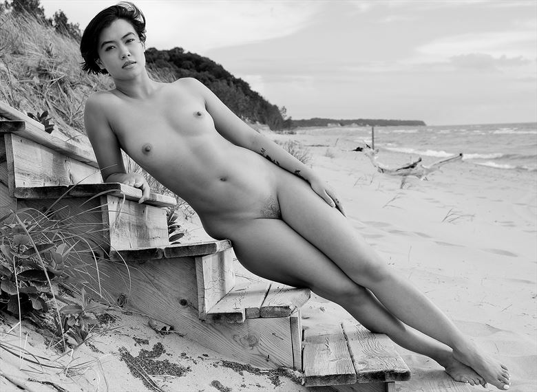 stairway to nowhere artistic nude photo by photographer stromephoto