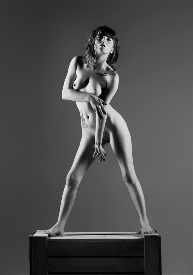 stand up tall Artistic Nude Photo by Model TheaRosee