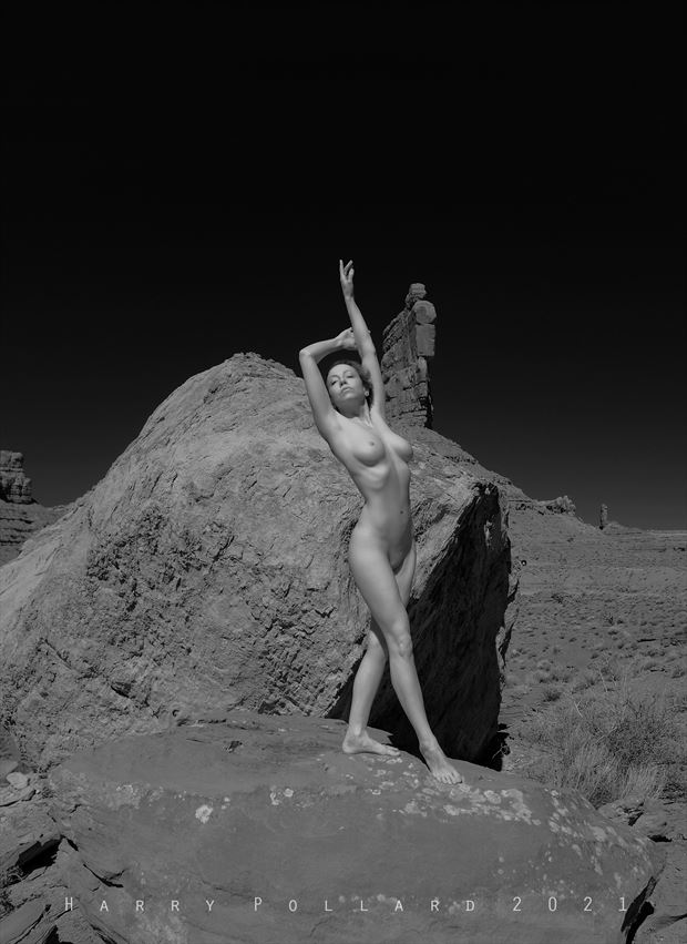 standing among the gods artistic nude photo by photographer shootist