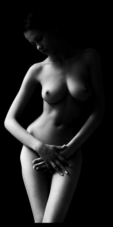 standing nude 3 artistic nude photo by artist pradip chakraborty