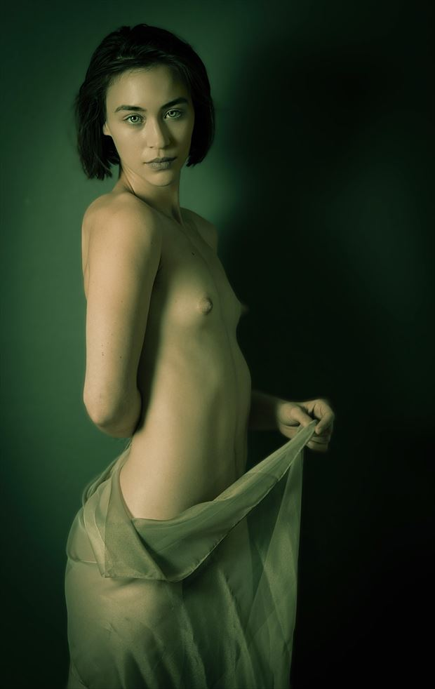 standing nude artistic nude photo by photographer risen phoenix