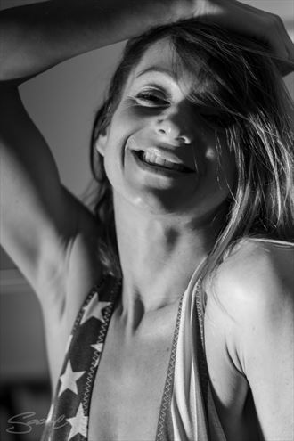 stars stripes and smiles bikini photo by model 1sadie