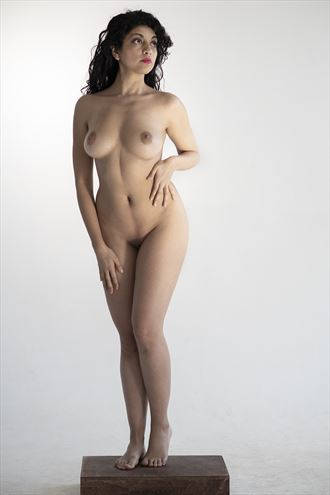 statuesque beauty artistic nude photo by photographer jos%C3%A9