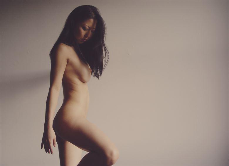 step forward artistic nude photo by photographer deimos