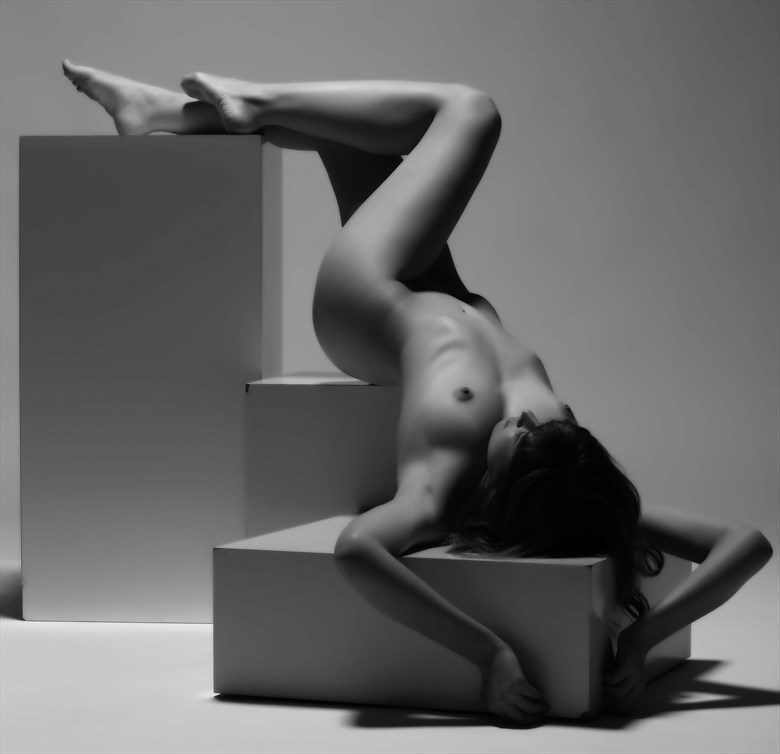steps Artistic Nude Photo by Photographer biffjel
