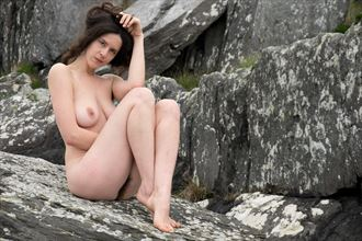 stone artistic nude photo by photographer celtic glamour