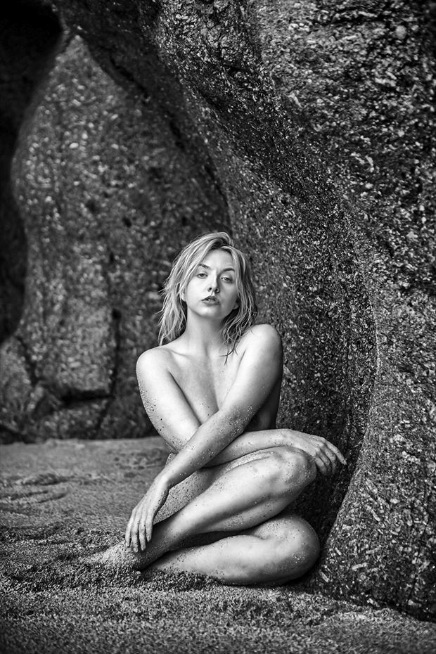 stone wave siren Artistic Nude Photo by Photographer imagesse