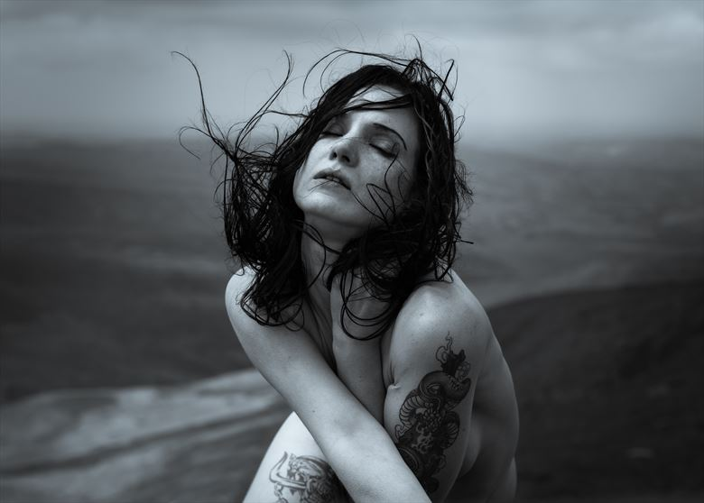 storm artistic nude photo by photographer talisk