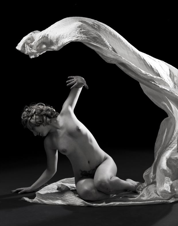 storm in the sheets artistic nude artwork by photographer tony avellino